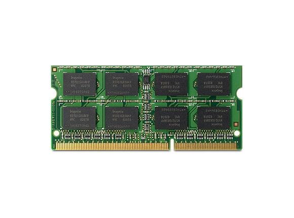 Памет HP 4GB (1x4GB) Dual Rank x8 PC3L-10600E (DDR3-1333) Unbuffered CAS-9 Low Voltage Memory Kit