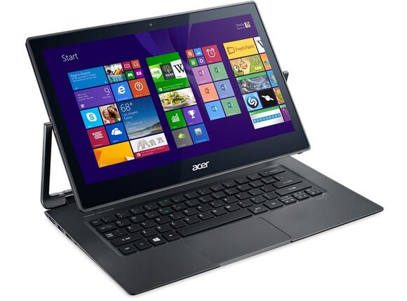 Лаптоп Acer Aspire R13 Convertible Ultrabook - 2