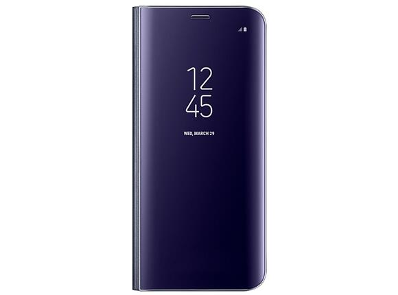Калъф Samsung Dream Clear View Standing Cover Violet