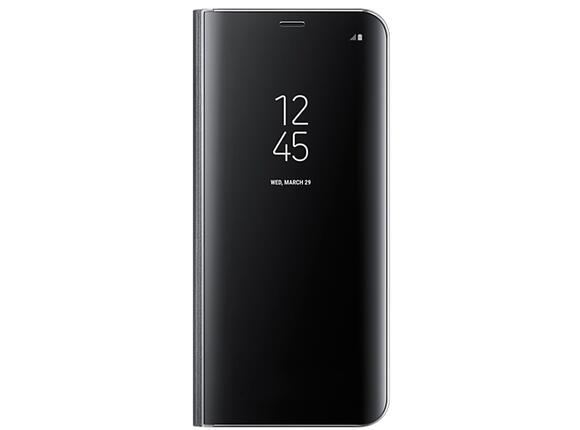 Калъф Samsung Dream 2 Clear View Standing Cover Black