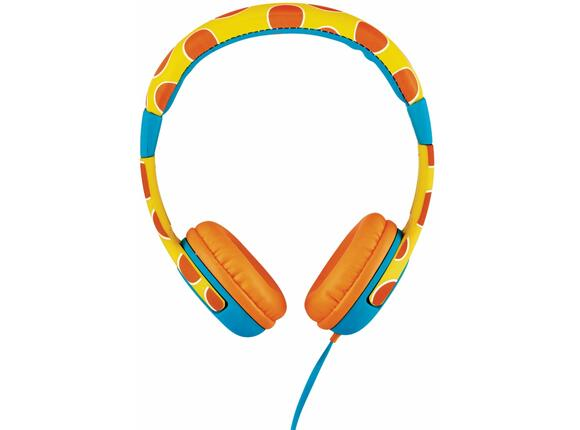 Слушалки TRUST Spila Kids Headphone - giraffe - 2