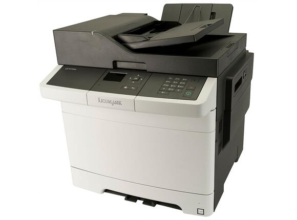 Мултифункционално у-во Lexmark CX310dn Color A4 Laser MFP - 3