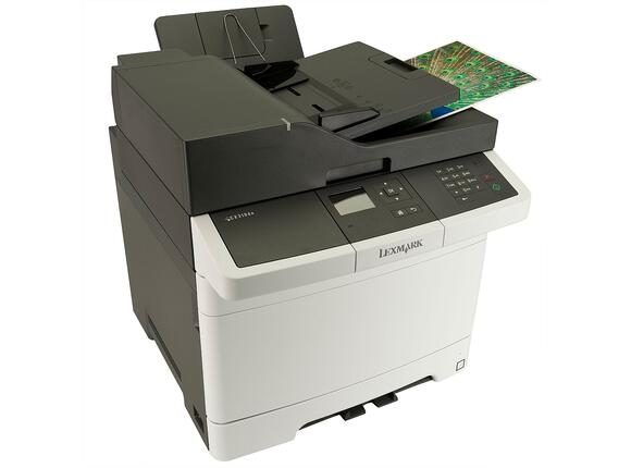 Мултифункционално у-во Lexmark CX310dn Color A4 Laser MFP - 2