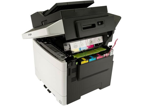 Мултифункционално у-во Lexmark CX310dn Color A4 Laser MFP - 4