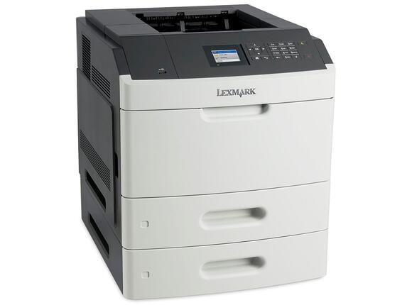 Принтер Lexmark MS810dtn A4 Monochrome Laser Printer - 2