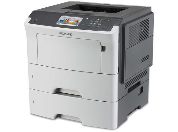 Принтер Lexmark MS610dte A4 Monochrome Laser Printer - 2