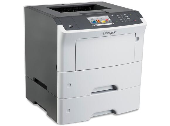 Принтер Lexmark MS610dte A4 Monochrome Laser Printer - 3