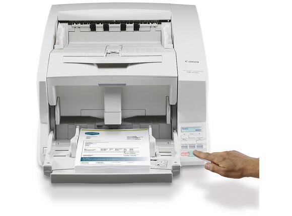 Скенер Canon Document Scanner DR-X10C - 2