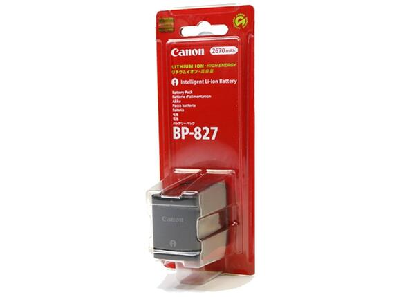 Батерия Canon BP-827 BATTERY PACK - 2
