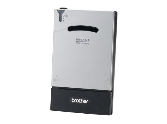 Мобилнен принтер Brother MW-145BT Small Format (A7) Mobile Wireless Printer