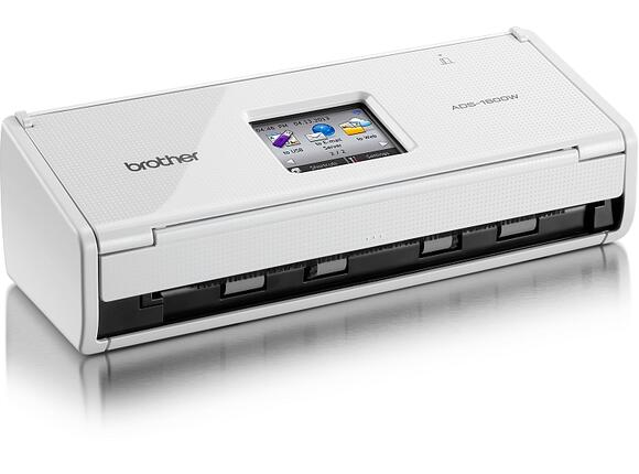 Скенер Brother ADS-1600W Document Scanner
