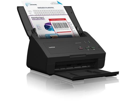 Скенер Brother ADS-2100E Document Scanner - 4