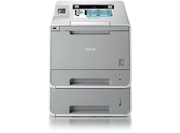 Принтер Brother HL-L9200CDWT Colour Laser Printer - 2