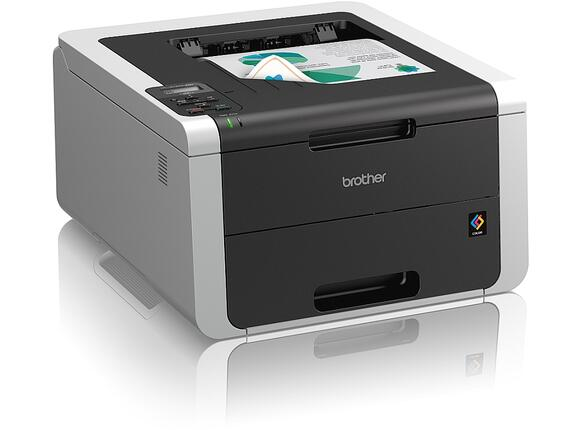 Принтер Brother HL-3170CDW Colour LED Printer - 2