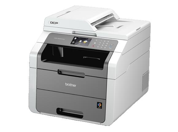 Мултифункционално у-во Brother DCP-9020CDW Colour Laser Multifunctional - 3