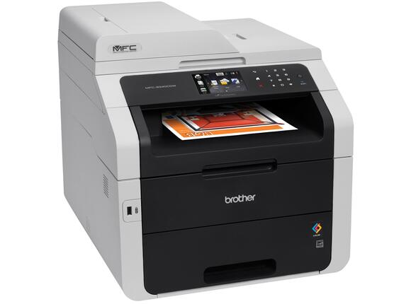 Мултифункционално у-во Brother MFC-9340CDW Colour LED Multifunctional
