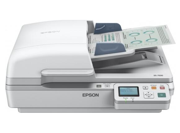 Скенер Epson WorkForce DS-6500N