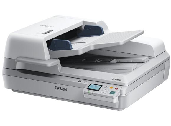 Скенер Epson WorkForce DS-60000N - 2