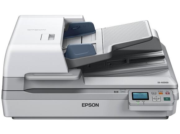 Скенер Epson WorkForce DS-60000N
