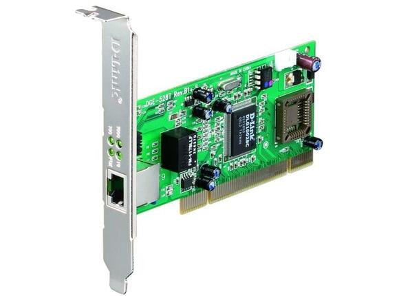 Мрежова карта D-Link 32-Bit PCI Bus Copper (RJ45) Gigabit Ethernet adapter