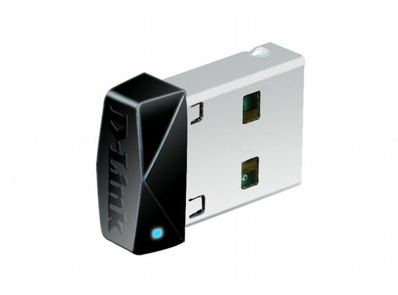 Адаптери и зарядни D-Link Wireless N 150 Micro USB Adapter