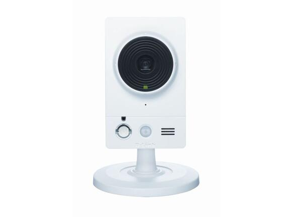 Уеб камера D-Link Securicam Full HD 2 Megapixel Cube Network Camera