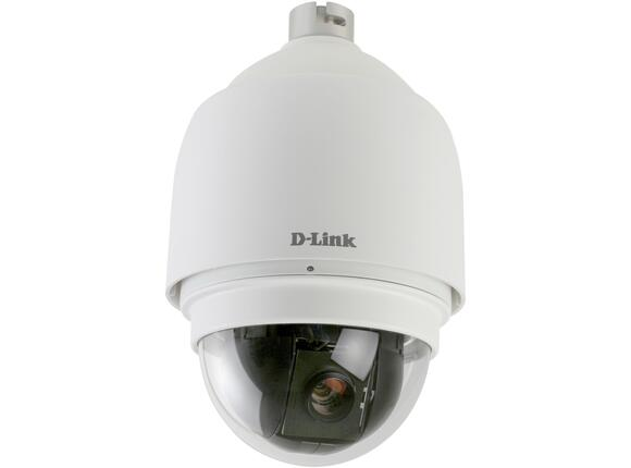 Уеб камера D-Link Securicam 18X High Speed Dome Network Camera
