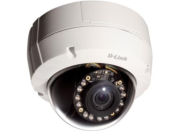 Уеб камера D-Link Securicam Day & Night Megapixel WDR Fixed Dome Network Camera