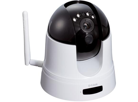 Уеб камера D-Link Securicam Wireless N HD Day & Night PTZ Camera - 3