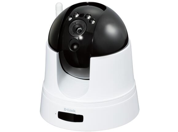Уеб камера D-Link Securicam Wireless N HD Day & Night PTZ Camera - 2
