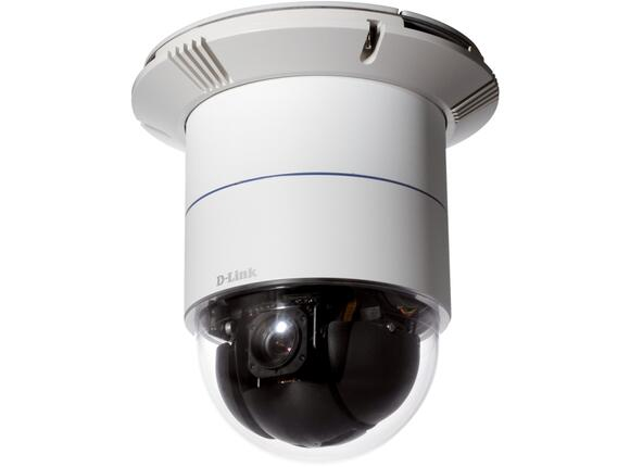 Уеб камера D-Link Securicam 12x Speed Dome H.264 Network Camera - 2
