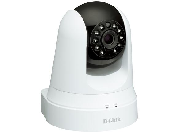 Уеб камера D-Link HD Wireless PTZ Day/Night Cloud Camera - 3