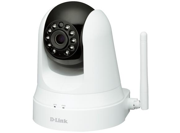 Уеб камера D-Link HD Wireless PTZ Day/Night Cloud Camera - 2