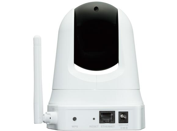 Уеб камера D-Link HD Wireless PTZ Day/Night Cloud Camera - 4