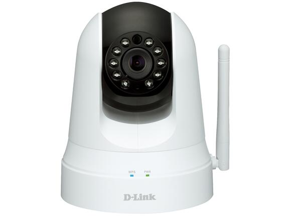 Уеб камера D-Link HD Wireless PTZ Day/Night Cloud Camera