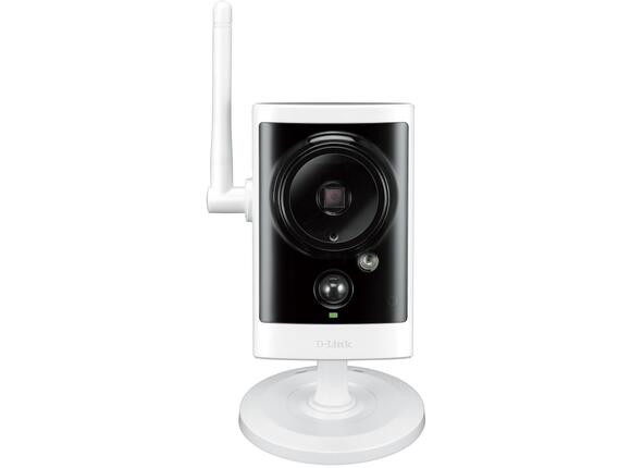 Уеб камера D-Link HD Wireless N Day/Night Outdoor Cloud Camera with 16GB micro SD card