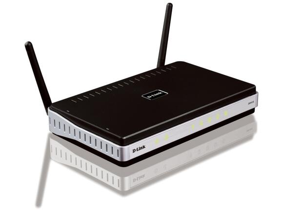 Рутер D-Link Wireless N Home Router with 4 Port 10/100 Switch - 2