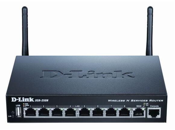 Рутер D-Link Wireless N VPN Security Router