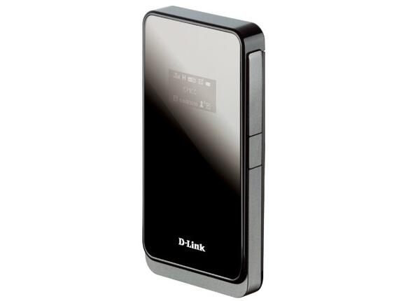 Рутер D-Link Portable HSPA+ 21 Mbps Router - 3