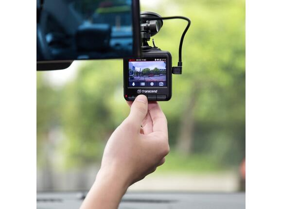 "Уеб камера Transcend Car Camera Recorder 16GB DrivePro 2.4"" LCD - 7"