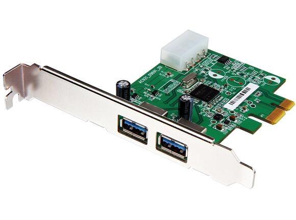 Адаптери и зарядни Transcend USB 3.0 Expansion Card