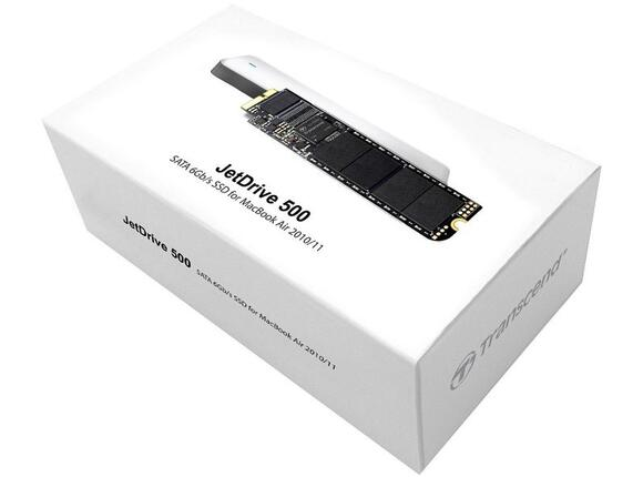 Флаш памет Transcend JetDrive 500 480GB MacBook - 6