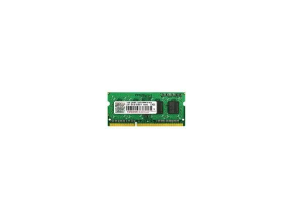 Памет Transcend 2GB JetRam DDR3 SO-DIMM DDR3 PC1333 CL9 Gold Lead