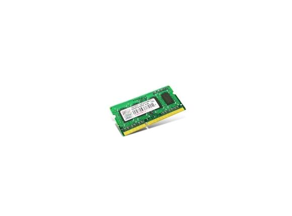 Памет Transcend 2GB 204pin SO-DIMM DDR3 PC1333 CL9 - 2