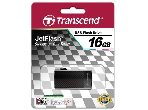 Флаш памет Transcend 16GB JETFLASH 560 - 3