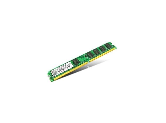 Памет Transcend 2GB 240pin DIMM DDR2 PC667 CL5 Gold Lead