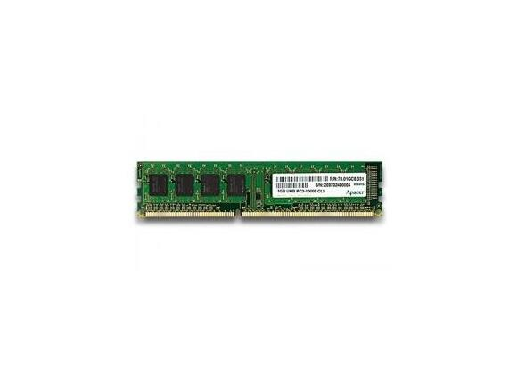 Памет Apacer 2GB Desktop Memory - DDR3 DIMM PC10600 @ 1333MHz - 2