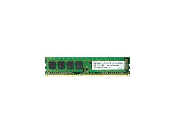 Памет Apacer 4GB Desktop Memory - DDR3 DIMM PC12800 512x8 @ 1600MHz
