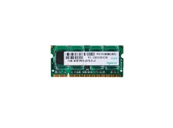 Памет Apacer 2GB Notebook Memory - DDR2 SODIMM PC6400/800  64x8 CL5.0 RoHS - 2