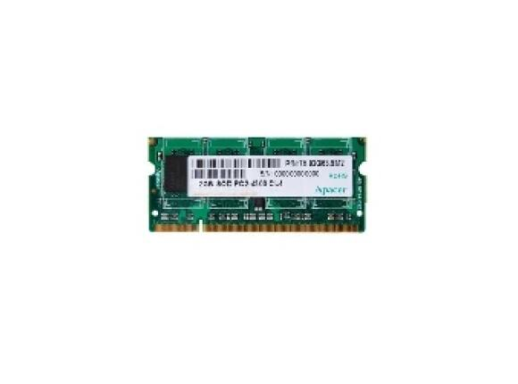 Памет Apacer 2GB Notebook Memory - DDR2 SODIMM PC6400/800  64x8 CL5.0 RoHS
